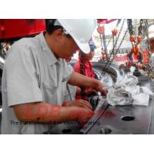 Círculo de giro do rolamento de giro para a ensacadeira de escavadeira de roda de caçamba 260