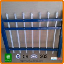 galvanized fence tube