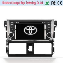 Navegación GPS para Toyota Vios 2014 Reproductor de DVD