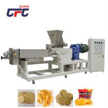 Extruding Corn Tortilla Chips Making Machine