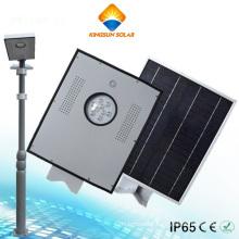 12W Integrated Solar Energy LED Street Light