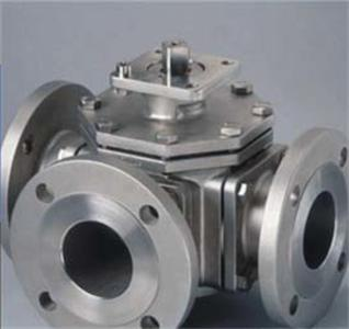 Stainless Steel Three Way Ball Valve