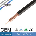 Cable coaxial de alta velocidad RG59 de SIPU para el mejor cable de alambre rg59 de la TV al por mayor RG59 con el cable de transmisión