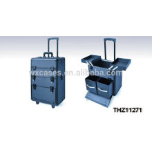 2014 new design professional rolling cosmetic cases