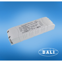 24v / dc 2500ma 60w triac regulable conductor led