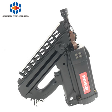 34 Degree Strip Barabara Iliyopangwa Ya Kuboa Wood Nailer