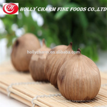 Natural fermented single clove black garlic preventing blood sugar