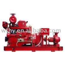 Ensemble de pompes à eau diesel Automation SB série