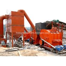 100-150 t/h Coal Cru...