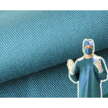 Cotton Twill 240GSM Hospital Medical Surgical Operation Doctor Fabric