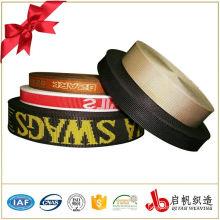 Elastic webbing band custom color sofa elastic webbing tape belt for underwear
