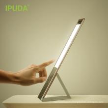 El escritorio al aire libre barato de la computadora de IPUDA llevó las lámparas de mesa ligeras