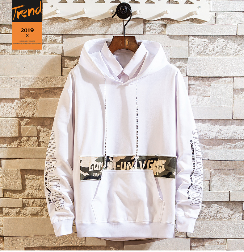 Polyester Cotton Fabric Sweatshirt