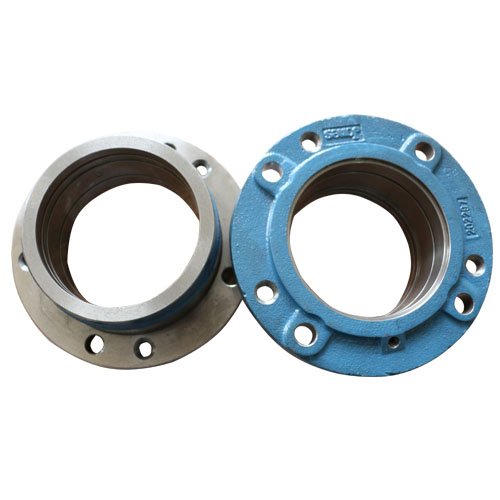 4-bolt round flange bearing housing