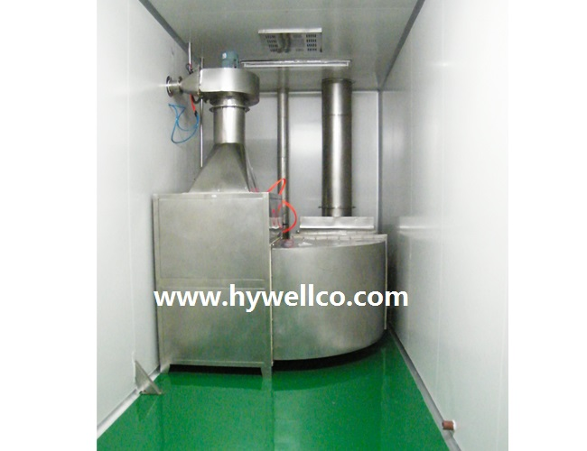 Fruit Powder Granulating Machine