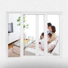 Lingyin Construction Materials Ltd 2019 aluminum sliding window with blinds factory sale