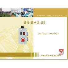 Caixa de manutenção de poço de elevador (SN-EMG-04)