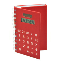 8 digit solar notebook calculator