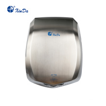 Automatic induction type hand dryer