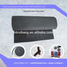 manufacturing solvent recovery activated carbon