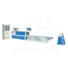 Машина для переработки пластмасс (SJ-B90,100,110,120)