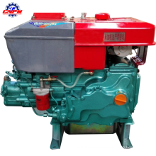 24ED dual cycle electrical starting 17kw single cylinder made in china diesel engine