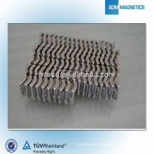 Customized Super Strong Motor Permanent Magnet With ISO/TS 16949 Certificated