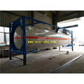 34000L 30feet HCl Tank Containers