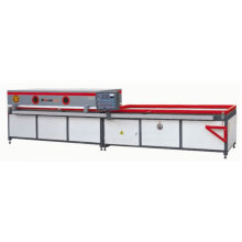 Máquina de prensado de membrana de vacío QC2611A con dos tablas de trabajo
