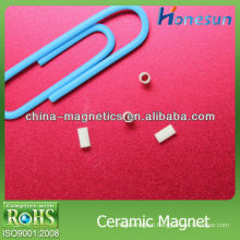 ceramic magnets in high quality D1x1.2mm