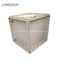 SMC FRP tanque de almacenamiento para sistema de filtro de agua