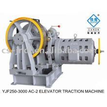 YJF250-3000 AC-2 duas partes de velocidade engrenado elevador