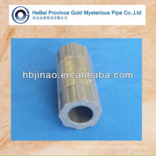 Notched precision seamless steel tubes
