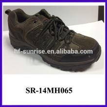 2014 latest mens durable wholesale hiking shoes