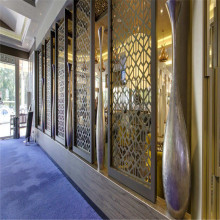 Laser Cut Decoration Interior Screens Room Dividers