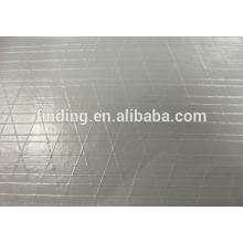 White polypropylene scrim kraft