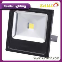 COB Black/Gray Slim 200W LED Flood Lighting (SLFC220)