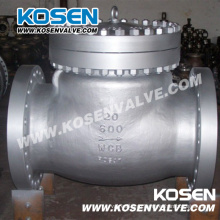 API литые стальные обратные клапаны (H44)