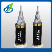 Cable eléctrico sin blindaje revestido de PVC con núcleo múltiple 0.6 / 1KV