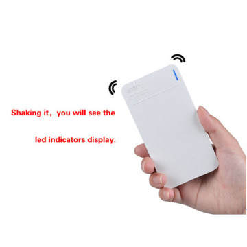 Neue 4000mah Polymer Ultra Thin Power Bank