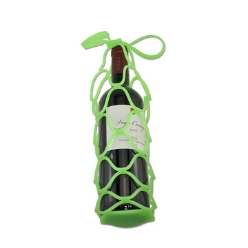 Keranjang Minuman Wine Silicone Bottle Holder