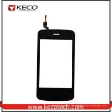 1 día de envío de piezas de teléfonos móviles Black Touch Digitizer pantalla para Fly E157