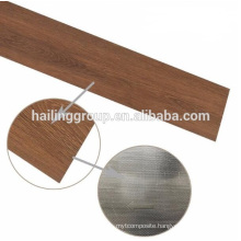 Wood grain dry back vinyl flooring