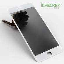 Новое прибытие! Конфиденциальность углеродного волокна закаленное стекло пленка для Iphone7 плюс
