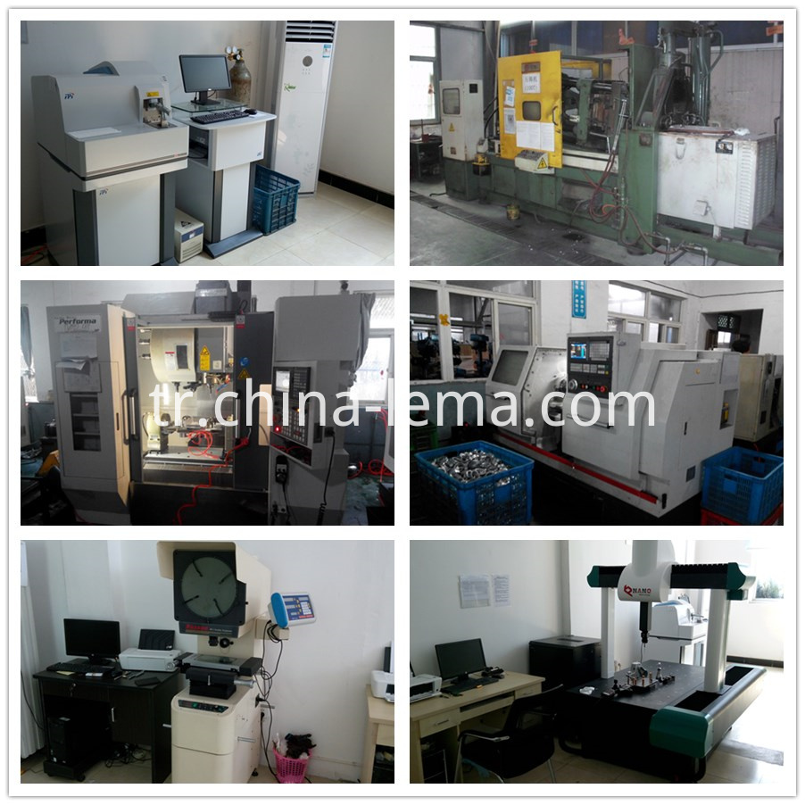 Zinc die casting equipment and QC control