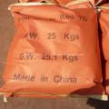 Óxido de ferro pigmento inorgânico comum