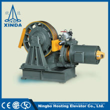 Geared Traction Motor Elevator Traction Machines