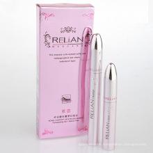 Relian Double Mascara Pink Paket 1set = 2PCS (Transplantationsgel + Naturfasern)