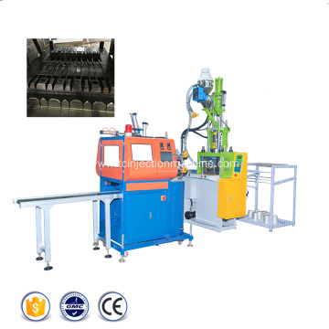 Trademark Garment Hang Tag Injection Molding Machine
