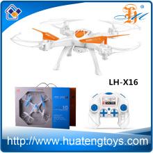 2016 Новый Wi-Fi Quadcopter HD камера 2MP видео Uav 4-Axis rc Drone